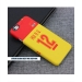 Chinese women's volleyball jersey tomato scrambled egg color team phone case