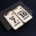 18-19 Paris Saint-Germain iphone7 8 X 6 6s plus phone case