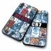 C Romé Messi Mobile Shell Raul Ronaldinho Scrub Silicone Soft phone case