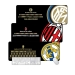 Football oversized mouse pad Real Madrid Barcelona AC Milan Red Devils Messi C Ronaldmar gift game table mat