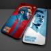 Barcelona Real Madrid Arsenal Messi C Ronaldo Phone Case