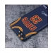Cleveland Knight Dark Blue Jersey Scrub Phone Case