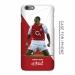 Arsenal player Henry Ozil Sanchez illustration frosted phone case