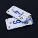 2017-18 Internacional Milani Zanetti jersey matte phone case