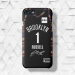 Brooklyn Nets City Jersey Mobile Phone Case