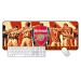 Arsenal Emirates Stadium door posters oversized mouse pad game office keyboard mat
