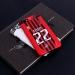 Kaka career jersey matte phone case