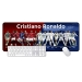 Messi C Ronaldo's career large mouse pad Office keyboard pad table mat gift