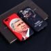 Arsenal Professor Wenger Illustrator Scrub Mobile case Farewell Wenger