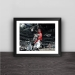 Rocket McGrady classic lore wood decorative photo frame fans photo wall table hanging frame