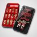 Arsenal mobile phone cases Özil Henry glass case