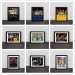 Fans Gift Frames Lakers Warriors Rockets Lone Ranger Celtic Spurs