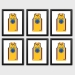 Golden State Warrior host guest shirt solid wood decorative photo frame photo wall table hanging frame