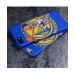 Golden State Warrior Curry Thompson Green Cartoon Character Scrub Mobile Phone Case