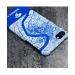 Shanghai map Shanghai Shenhua color matching matte mobile phone case blue protective cases