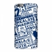 Real Madrid classic theme matte phone case