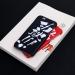Hong Kong team refueling slogan creative personality phone case