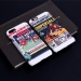 Rome reverses Barcelona Rome sports headline terms matte phone case