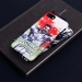 Legendary Buffon retired commemorative illustration frosted phone case