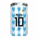 2018 World Cup Argentina home jersey phone case