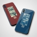 Liverpool Red Devils Mobile phone cases Arsenal Chelsea Glass Case