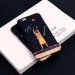 Kobe's last career commemorative frosted phone case