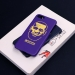 Lakers Lebron James silhouette models scrub fans phone case