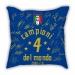 World Cup champion pillow sofa cotton and linen car pillow