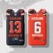 Cleveland Brown jersey mobile phone cases David Beckham JR
