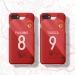 2019 Guangzhou Evergrande Paulinho jersey phone cases