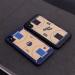 Houston Rocket Hall floor matte phone case