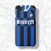 2019-20 season Inter Milan jersey front phone cases