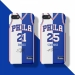 Philadelphia 76ers stitching jersey phone case Simmons