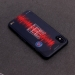 PSG Notre Dame jersey commemorative frosted mobile phone case