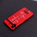 99 years Manchester United Triple Crown player commemorative frosted phone case