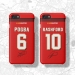 2019 Manchester United home jersey phone cases