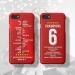 2019 Liverpool Champions League Champion phone cases