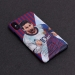 Barcelona Messi character illustration stitching mobile phone case