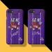 Leonard Linden Raptors Chinese jersey mobile phone case
