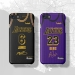 James Davis Los Angeles Lakers City Phone Case