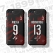2019 AC Milan second away jersey phone cases phone cases