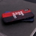 AC Milan City Red and Black Maps Scrub Mobile Phone Case