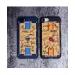 Dallas Mavericks Miami Heat Champion Floor Signature Phone cases James