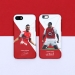 Henry Ozil Sanchez Arsenal player iphone case